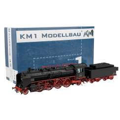 KM1 Tow tender locomotive of the DRG, track 1,
