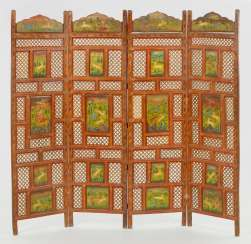 Indian Folding Screen