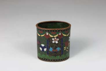 Small status jar, China, around 1900