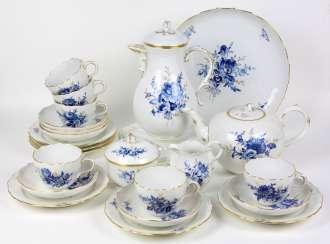 Meissen Coffee Service *German Flower*