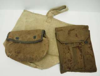 Soviet Union: Lot of 3 bags. Each tissue