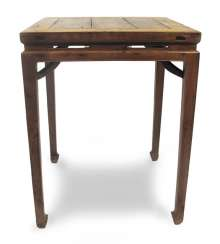 SQUARE TABLE, CHINA,