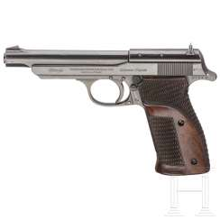 "Walther Olympic pistol, ""hunter's model"""
