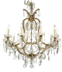 Large Ceiling Chandelier