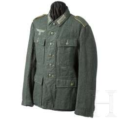 Field blouse M 43 for a radio operator, a hunter unit