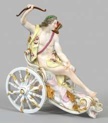 Apollo in the sun chariot