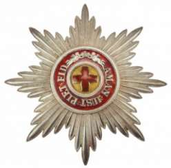Russia: order of the hl. Anna, 2. Model (1810-1917), 1. Class Star.