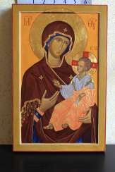 Icon of the Mother of God (Theotokos)