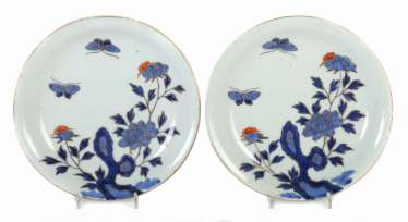 Pair of plates Japan