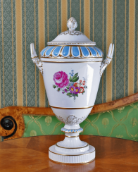 Germany, KPM (Royal porcelain manufactory)