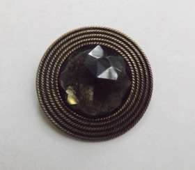 Large brooch, vintage.