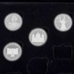 775 Years Of Berlin - Silver Medal Collection