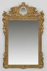 Wall mirror in the Louis XVI style