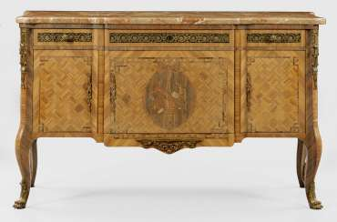 Large Louis XVI sideboard