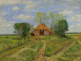 Homestead in spring '