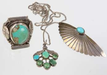 The Post Turquoise Jewelry