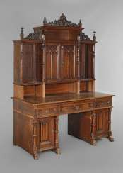 Neo-Gothic Essay Sentence Writing Desk