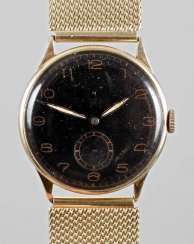 Men's Wrist Watch, Gold