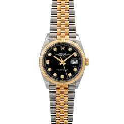 ROLEX Datejust 36, Ref. 126233-0021. Wrist watch.