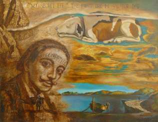 my secret life. 1st dream of Salvador Dali.