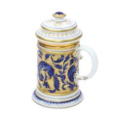 SEVRES magnificent rollers, the pitcher, 20. Century