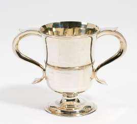 George III double handle Cup