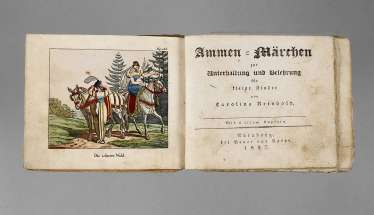 Reinhold's Book Of Fairy Tales, 1827