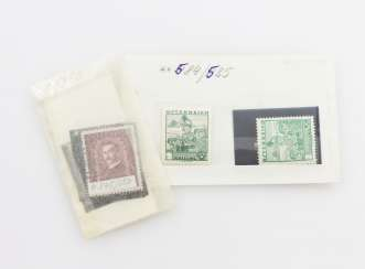 Austria - stamped set of MNr. 545/50,