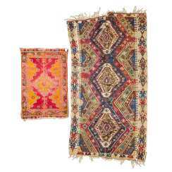 Rug collection: 2-piece set.