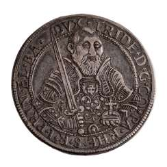 To Simmern Palatinate/ Kurlinie - 1 Thaler 1567, Friedrich III (1557-1576),