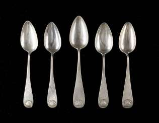 FIVE NORTH GERMAN DINING SPOON