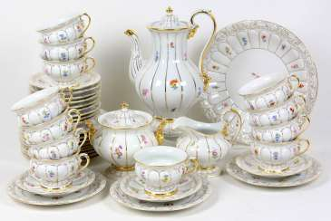 Meissen Coffee Service *X-Shape*