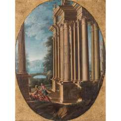 ARCHITECTURAL PAINTERS OF THE 18TH CENTURY. Century, founder of