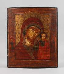 Icon of the mother of God of Kazan