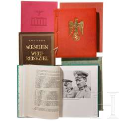 Gift picture book on the occasion of Mussolini's visit to Munich in 1937
