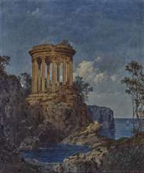 Ferdinand Knab, Temple on the Seashore