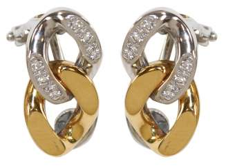 Ear clips 750 yellow gold / flat share.