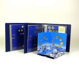 Collection Europe-Euro Coins