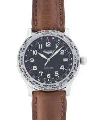 Longines World Time Avigation Limited Edition