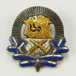 Finland: Sub-Officer Course Badge (1947-1970).
