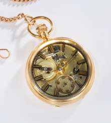Gold Pocket Watch, Patek Philippe,