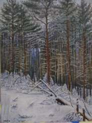 In the Winter wood