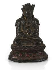 Bronze of Guanyin
