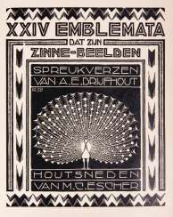 Lot from: XXIV Emblemata