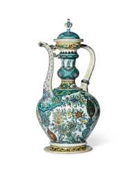 AN IZNIK STYLE EWER FOR THE TURKISH MARKET