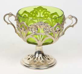 WMF art Nouveau sugar bowl 1900's