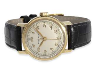 Watch: early, early, early, gold, Longines men's watch with Central second, type