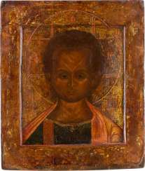 ICON WITH CHRIST EMMANUEL Russia