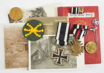 Prussia: Estate of a WW1 veteran.
