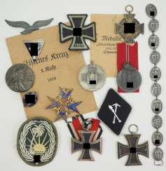 3rd Reich: Lot Awards - Part 4.
